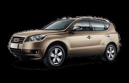 Geely Emgrand X7 I SUV