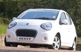 Geely GC2 I Hatchback