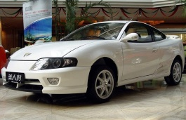 Geely Mybo Coupe