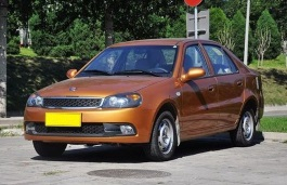 Geely SC3 Saloon