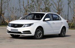 Geely Vision wheels and tires specs icon
