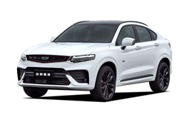 Geely Xingyue wheels and tires specs icon
