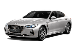 Genesis G70 wheels and tires specs icon