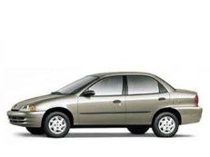 GEO Metro GM M Fl Berline