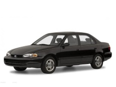 GEO Prizm wheels and tires specs icon
