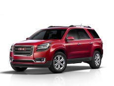 GMC Acadia GMT968 Closed Off-Road Vehicle