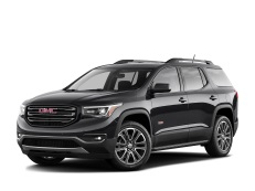 GMC Acadia C1XX Closed Off-Road Vehicle