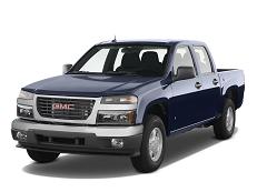 GMC Canyon GMT355 Pickup