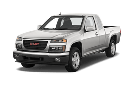 GMC Canyon GMT355 Pickup Extended Cab