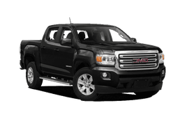 GMC Canyon GMT31XX Pickup Crew Cab
