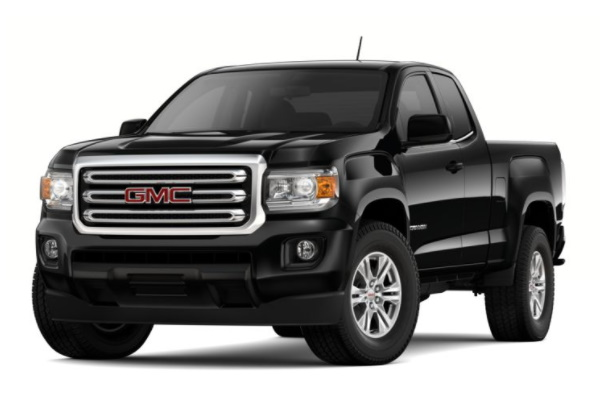 GMC Canyon wheels and tires specs icon