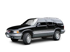 GMC Envoy GMT330 Closed Off-Road Vehicle