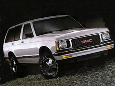 GMC Jimmy wheels and tires specs icon