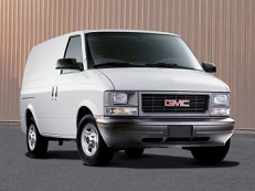 GMC Safari GMT400 Van
