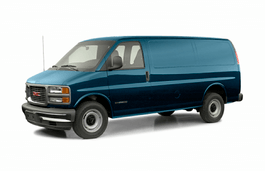 GMC Savana 2500 wheels and tires specs icon