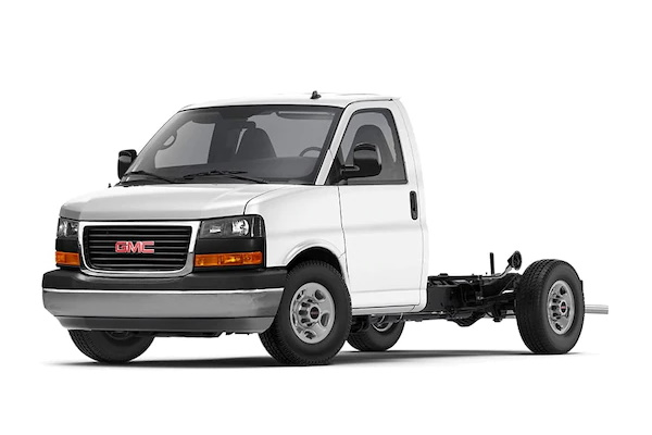 GMC Savana 2500 GMT610 Cutaway