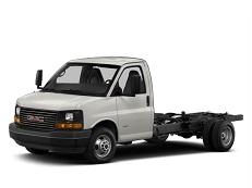 GMC Savana 3500 GMT610 Chassis cab