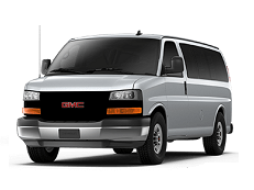 GMC Savana 3500 wheels and tires specs icon