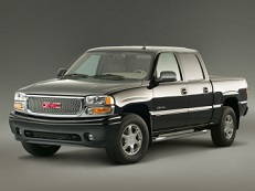 GMC Sierra 2500HD GMT800 Pickup