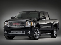 GMC Sierra 2500HD GMT900 Pickup