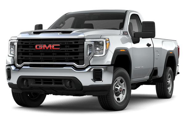 GMC Sierra 2500HD GMT T1XX Pickup Regular Cab