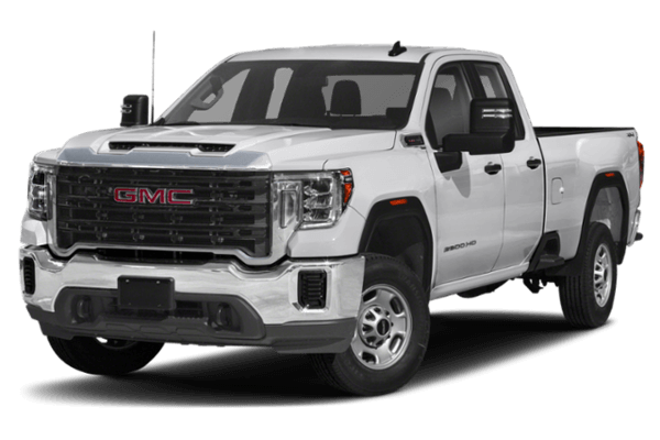 GMC Sierra 2500HD GMT T1XX Pickup Double Cab
