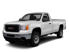 GMC Sierra 3500HD GMT900 Pickup