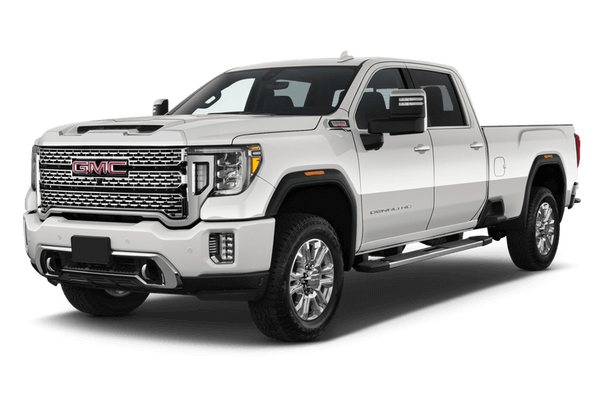 GMC Sierra 3500HD GMT T1XX Pickup Double Cab