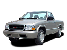 GMC Sonoma wheels and tires specs icon