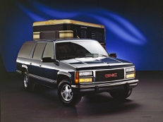 GMC Suburban 1500 GMT400 Closed Off-Road Vehicle