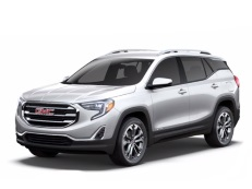 GMC Terrain wheels and tires specs icon
