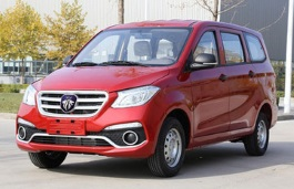 Foton Gratour ix5 wheels and tires specs icon