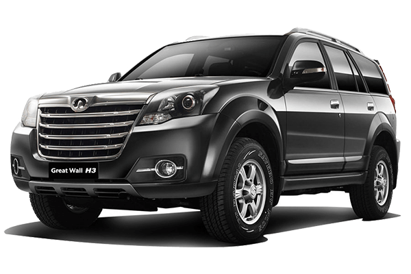 Great Wall Hover H3 Restyling Sport Utility