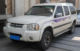 Great Wall Sing SUV