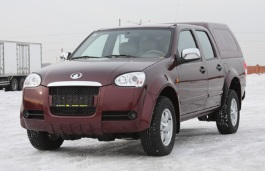 Great Wall Wingle 3 Pickup Double Cab