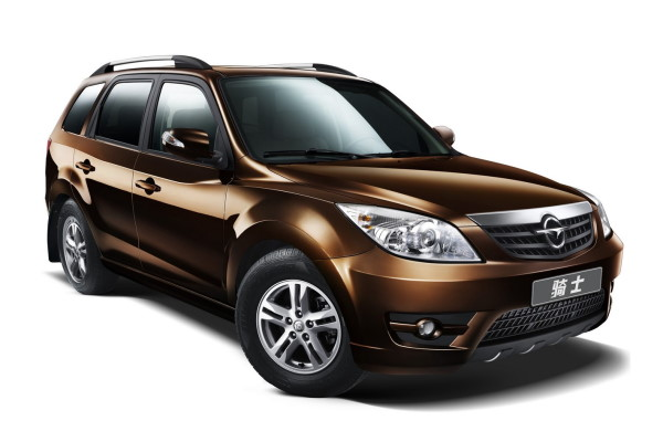 Haima 7 I Closed Off-Road Vehicle