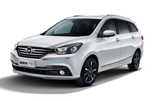 Haima F7 wheels and tires specs icon
