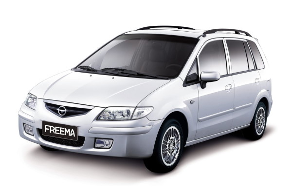 Haima Freema wheels and tires specs icon