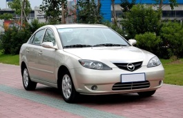 Haima Haima3 wheels and tires specs icon