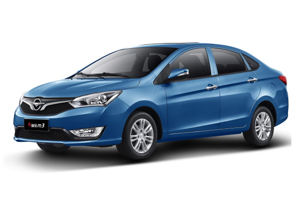 Haima M3 II Facelift Berline