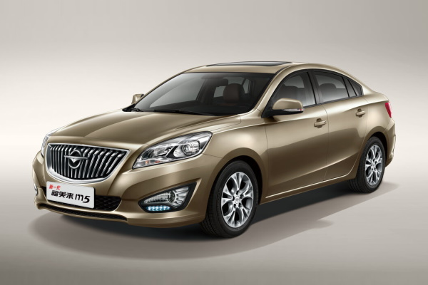 Haima M5 wheels and tires specs icon