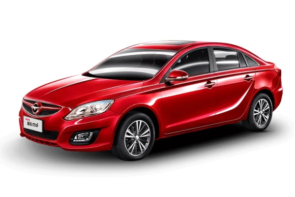 Haima M6 wheels and tires specs icon