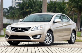 Haima M8 wheels and tires specs icon