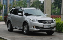 Haima S7 wheels and tires specs icon