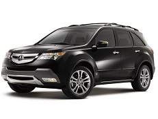 Acura MDX YD2 Closed Off-Road Vehicle