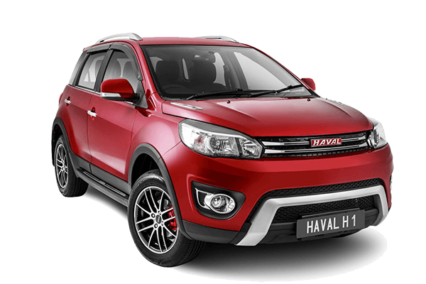 Haval H1 wheels and tires specs icon