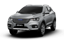 Haval H2s wheels and tires specs icon