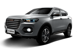 Haval H6 wheels and tires specs icon