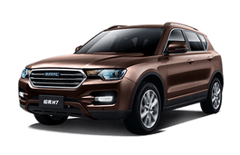 Haval H7 wheels and tires specs icon