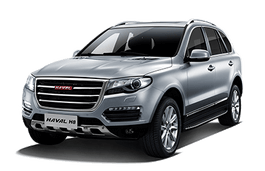 Haval H8 wheels and tires specs icon